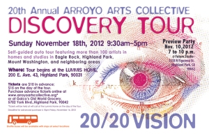 Arroyo Discovery Tour 2012