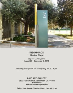 Los Angeles Valley College Art Gallery