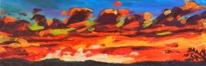 Burnt Sky