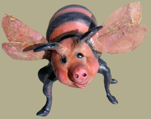 Bumble Pig (Bombus porcina)