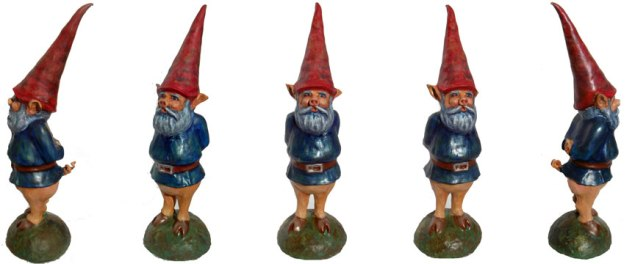The one and only pignome